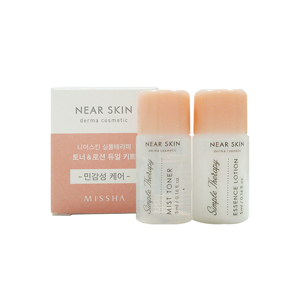 MISSHA Near Skin Simple Therapy Toner & Lotion Dual Kit