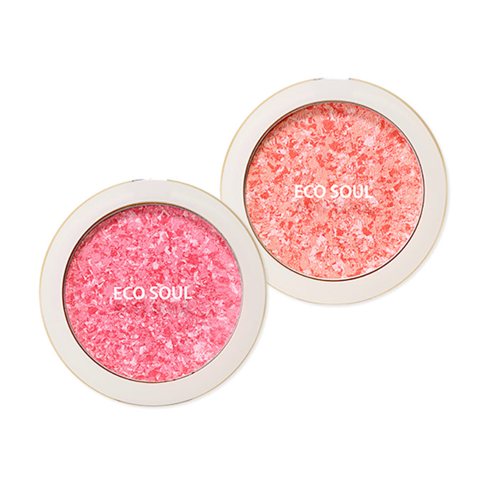 THESAEM-The Saem Eco Soul Carnival blush 8g