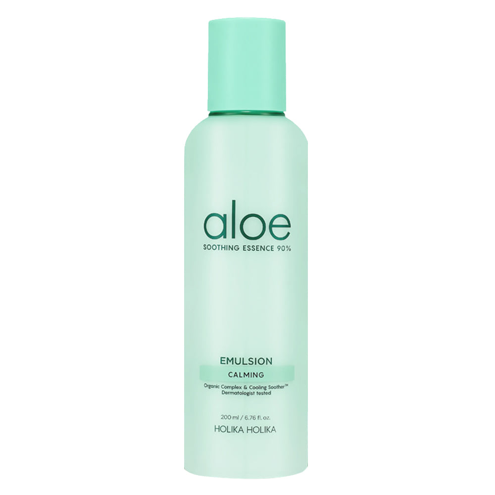 HOLIKA HOLIKA Soothing Essence 90% Aloe Emulsion 200ml