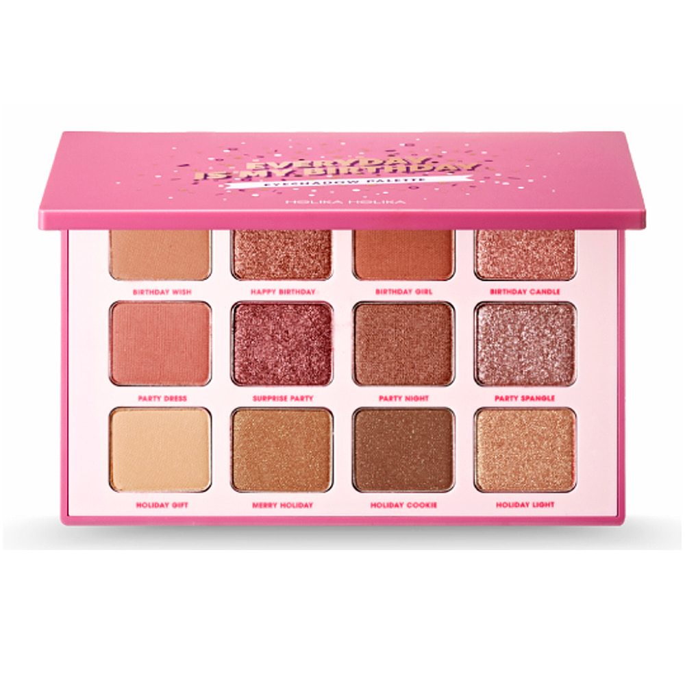 Holika Holika Piecematching Eye Shadow Palette 03 My Birthday 12g