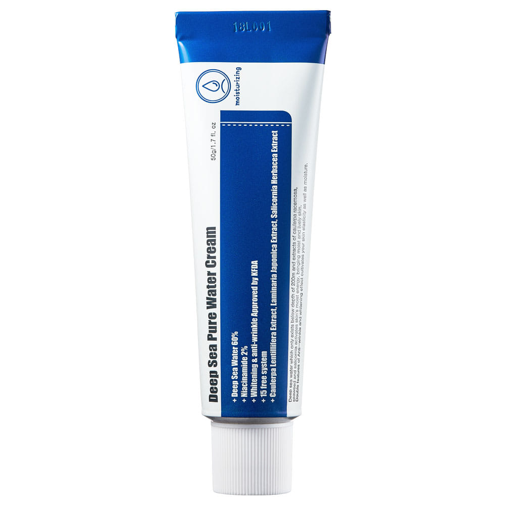 PURITO Deep Sea Pure Water Cream 50g