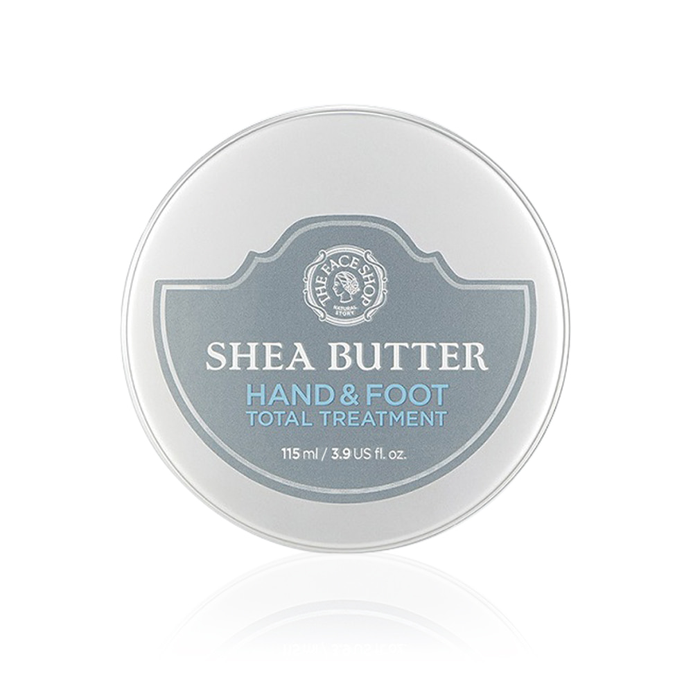 THE FACE SHOP Shea Butter hand & Foot Total Treatment 115ml
