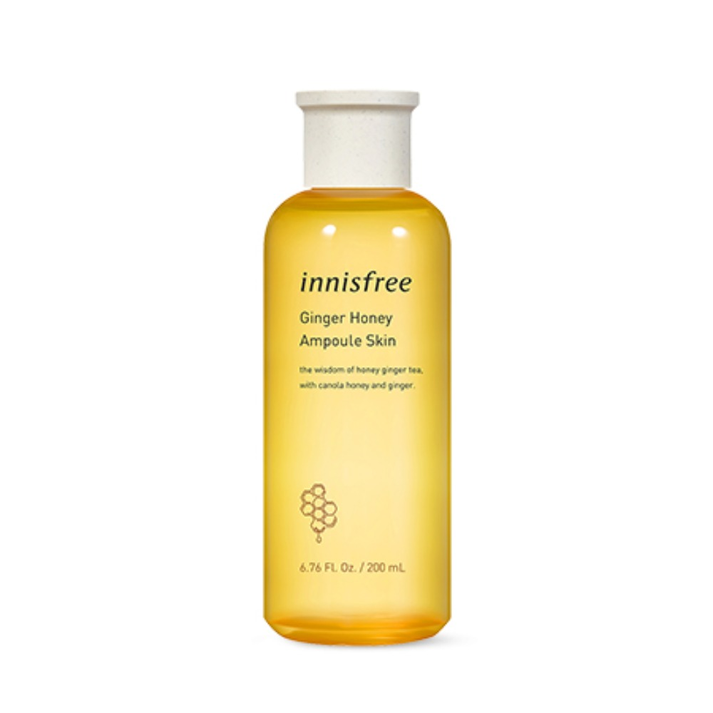 Innisfree Ginger Honey Ampoule Skin 200ml Renewal