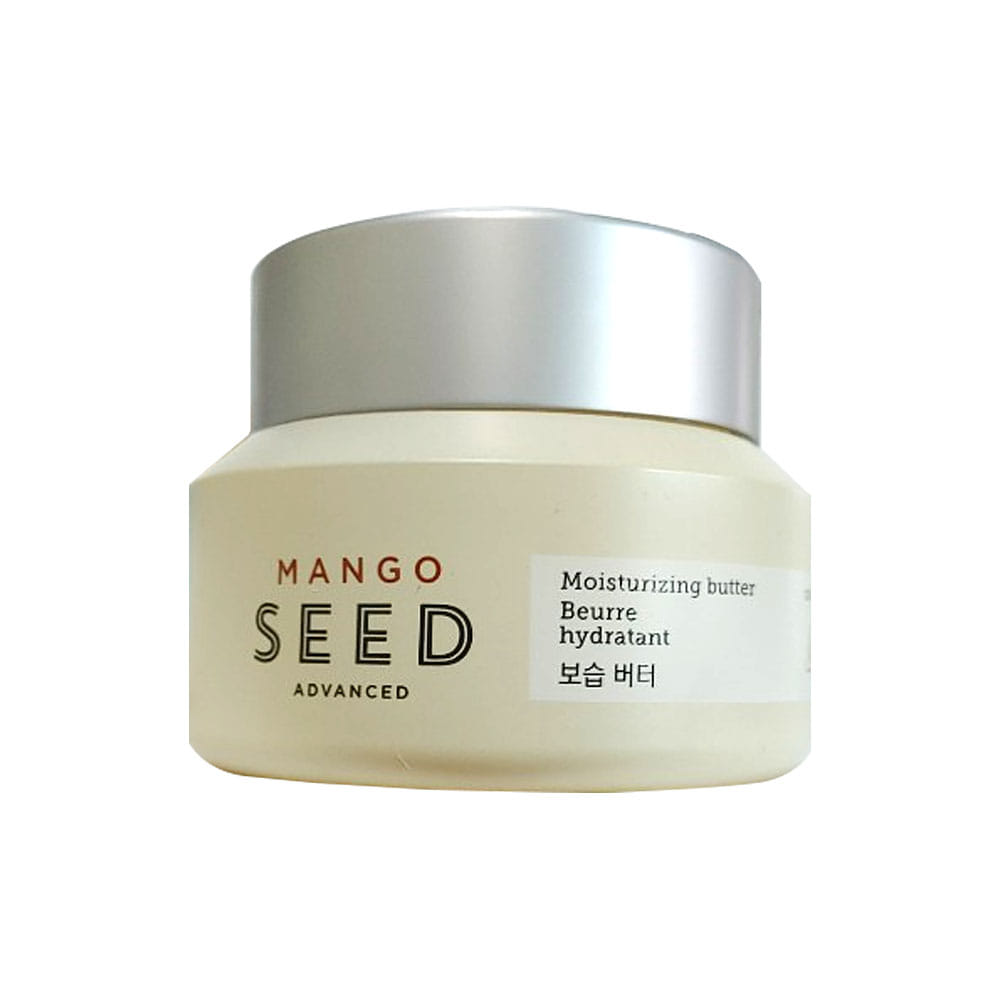 THE FACE SHOP Mango Seed Moisturizing Butter 50ml Renewal