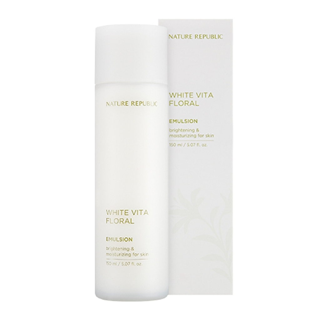 Nature Republic White Vita Floral Emulsion 150ml