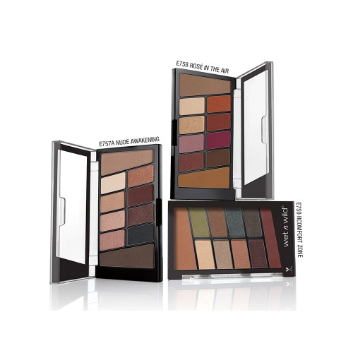 [Wet n Wild] Color Icon Eyeshadow Palette 10g (3 Colors)