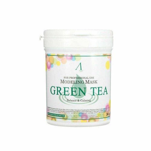 [ANSkin] Modeling Mask 240g #Green tea